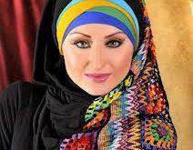 صور اجمل ربطات حجاب , ربطات حجاب خليجية 2017