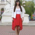 اروع واجمل ازياء باللون الاحمر صور ملابس وفساتين حمراء خيالية