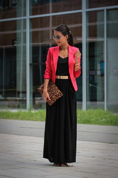 صورة اروع واجمل ازياء باللون الاحمر صور ملابس وفساتين حمراء خيالية