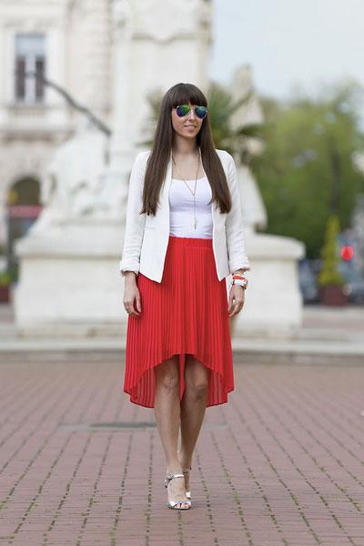 بالصور اروع واجمل ازياء باللون الاحمر صور ملابس وفساتين حمراء خيالية 245592