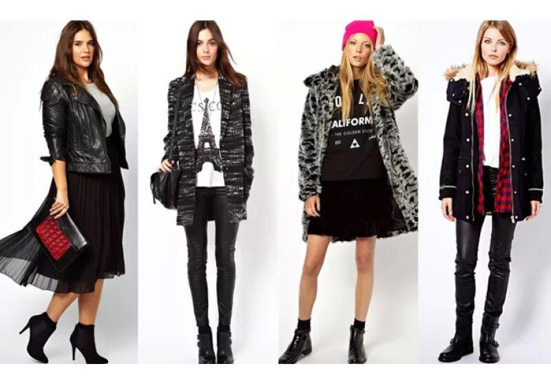 صور ملابس شتوية للمساء , اجمل ملابس الشتوية 2019