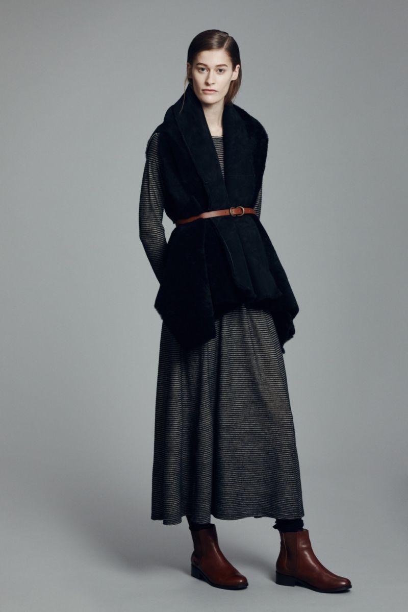 صورة ملابس بنت رقيقه ومتنوعه , اجمل الملابس الشتويه للحوامل 2019