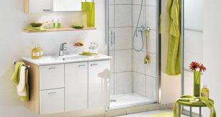 صورة افخم ديكورات حمامات حديثة