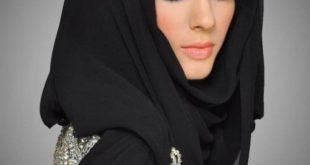 صورة احدث لفات حجاب 2019 , لفات حجاب رهيببه 2019