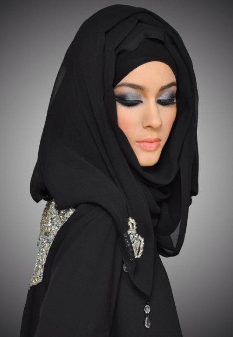 صور احدث لفات حجاب 2019 , لفات حجاب رهيببه 2019