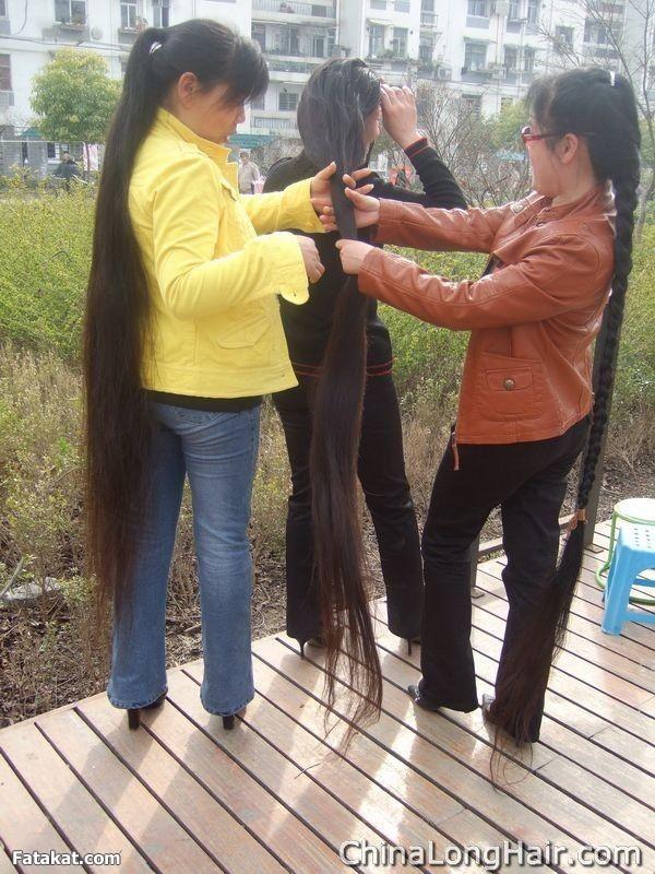 بالصور كيف يصبح شعري طويل وكثيف , اريد اطول شعري ابي حل للشعر الحل هنا 130807 1