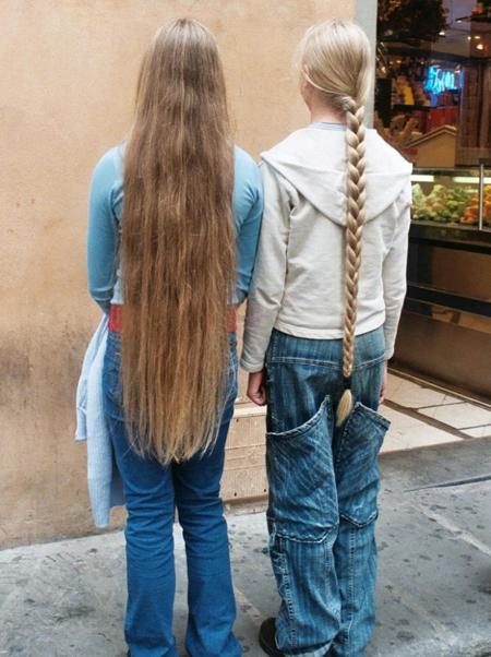 بالصور كيف يصبح شعري طويل وكثيف , اريد اطول شعري ابي حل للشعر الحل هنا 130807 2