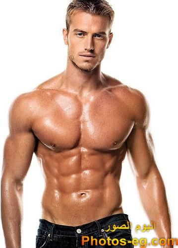 بالصور عضلات روعة ومفتولة للشباب بالصور , اقوى عضلات اجسام الرجال 1118 2