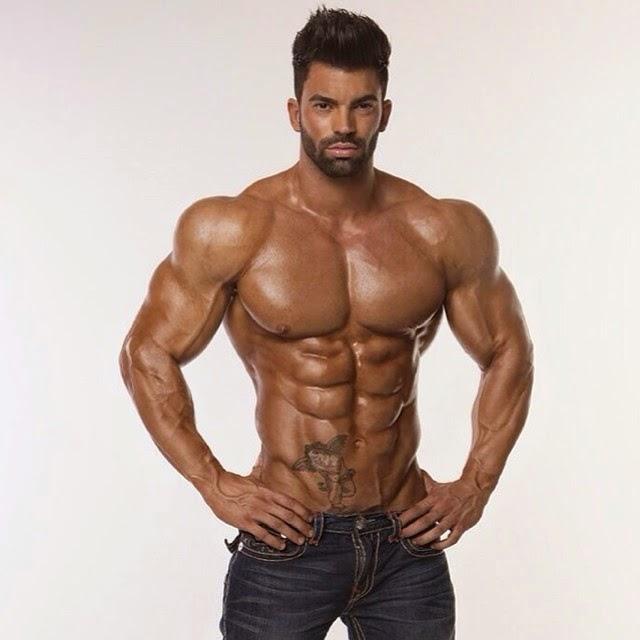 بالصور عضلات روعة ومفتولة للشباب بالصور , اقوى عضلات اجسام الرجال 1118 4