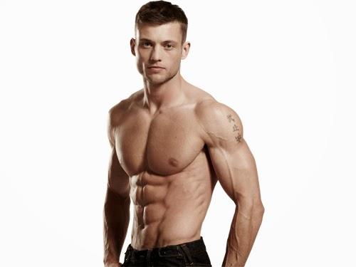 بالصور عضلات روعة ومفتولة للشباب بالصور , اقوى عضلات اجسام الرجال 1118 7
