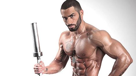 بالصور عضلات روعة ومفتولة للشباب بالصور , اقوى عضلات اجسام الرجال 1118 8