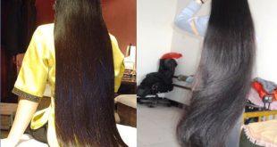 صور وصفات طبيعية لنمو الشعر بسرعة وكثافته من جديد بعد تجربة