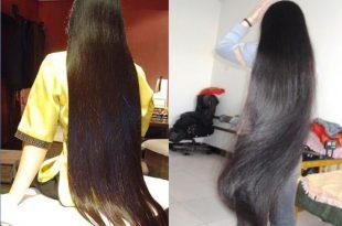 بالصور وصفات طبيعية لنمو الشعر بسرعة وكثافته من جديد بعد تجربة 133254 2 310x205