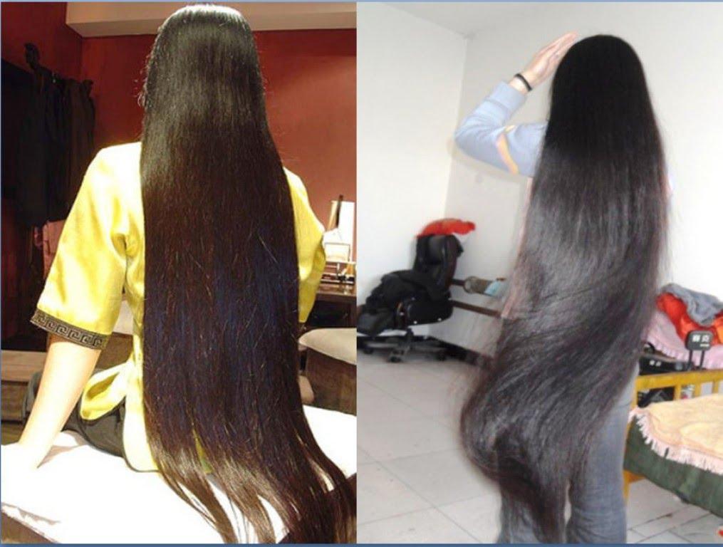 صوره وصفات طبيعية لنمو الشعر بسرعة وكثافته من جديد بعد تجربة