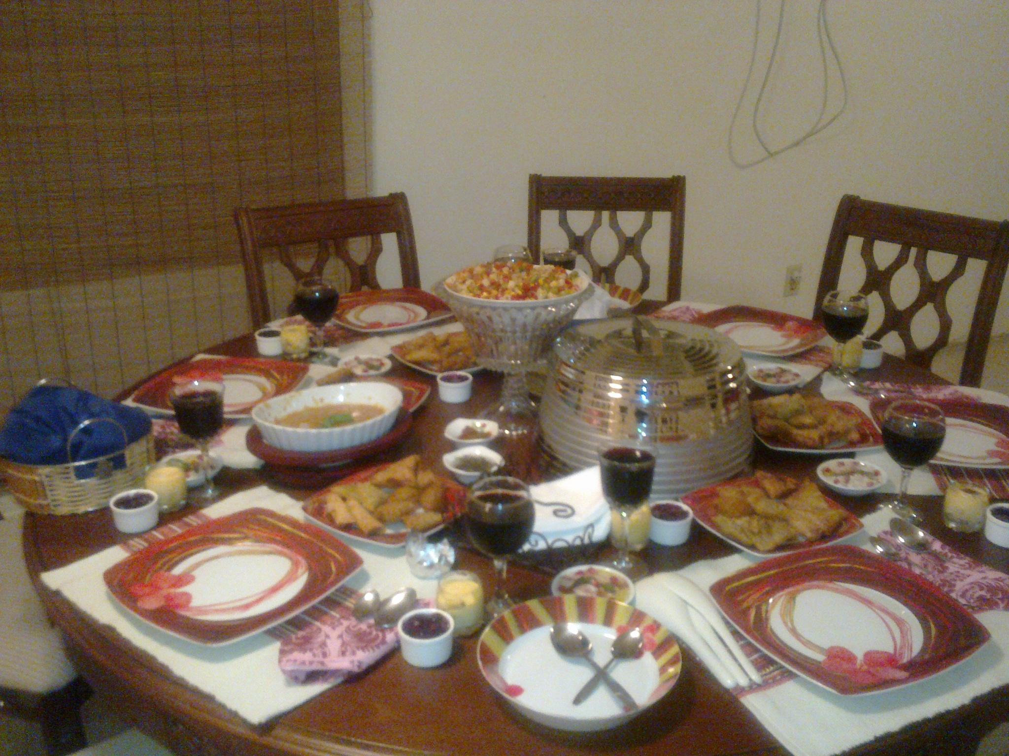 بالصور فطار رمضان اجمل فطور رمضاني , احلى اكلات الافطار 12304 1