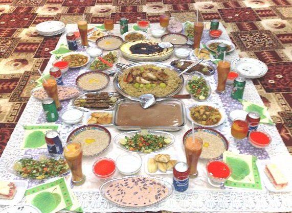 بالصور فطار رمضان اجمل فطور رمضاني , احلى اكلات الافطار 12304 4