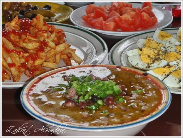 بالصور فطار رمضان اجمل فطور رمضاني , احلى اكلات الافطار 12304 5