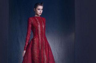 صور صور احدث ازياء فساتين نيكولا جبران الجديدة ، اختاريلك فستان من التشكيلة الجنان دى