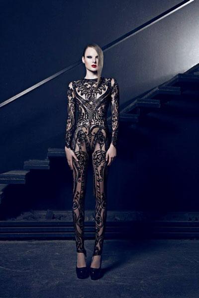 بالصور صور احدث ازياء فساتين نيكولا جبران الجديدة ، اختاريلك فستان من التشكيلة الجنان دى 259141 5