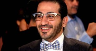 صورة صور احدث ازياء نظارات الفنان احمد حلمي ولا اروع ، نجم الكوميديا الانيق