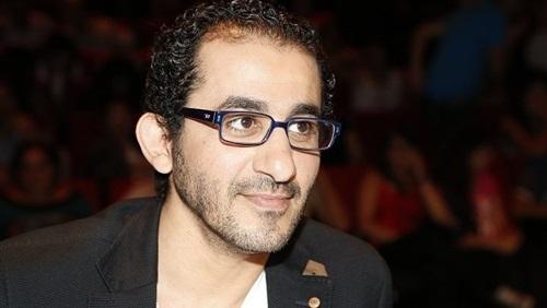 بالصور صور احدث ازياء نظارات الفنان احمد حلمي ولا اروع ، نجم الكوميديا الانيق 259153 9